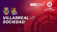 Villareal vs Sociedad - La Liga