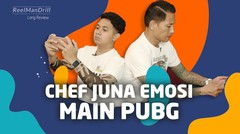Julitnya Keluar ! Chef Juna Ditantang Main PUBG & Perang Seblak (Part 2)