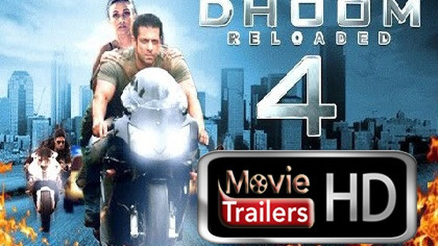 Dhoom 4 Trailer - 2017 (HD)