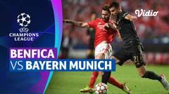 Mini Match - Benfica vs Bayern Munich   UEFA Champions League 2021/2022