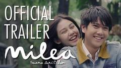 Official Trailer Milea : Suara Dari Dilan I 13 Februari 2020 di Bioskop
