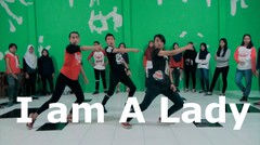 'I AM A LADY DANCE' - Meghan Trainor | ROLAND WIJAYA Choreography