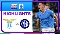 Match Highlights | Lazio 3 vs 1 Inter Milan | Serie A 2021/2022