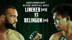John Lineker vs. Kevin Belingon   ONE Championship Main Event Trailer
