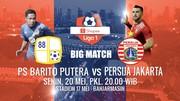 SHOPEE LIGA 1 BIG MATCH! Barito Putera vs Persija Jakarta - 20 Mei 2019