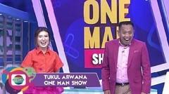 RAME!!Patricia Mayoree Crazy Rich Surabaya Ajari Tukul Bahasa Mandarin [TUKUL ONE MAN SHOW]