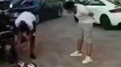 Video Lucu Akibat Jahil