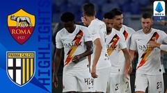 Match Highlight | Roma 2 vs 1 Parma | Serie A 2020