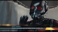 Ant-Man di FOX Movies Premium