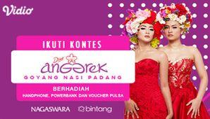 Kontes Goyang Nasi Padang - Duo Anggrek
