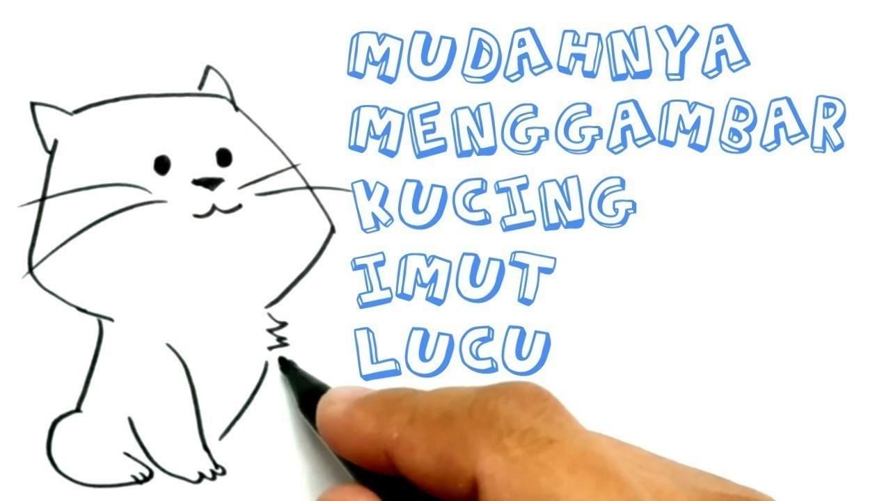 Streaming Seri Belajar Menggambar Imut Kucing Lucu Vidio Com