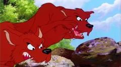 """E13 """"Anjing Merah Liar"""""""