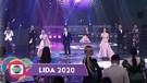 """Asyik Berdendang!! Gunawan Lida-Hari Lida Feat Para Senior Lida Sampaikan """"Sabda Cinta"""" [Pesta Sang Juara 2020"""