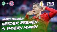 WERDER BREMEN vs BAYERN MUNCHEN | TRAILER | SEMIFINAL | 25 APRIL 2019 | DFB POKAL