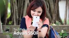 TechTalk #2: Advan S50F