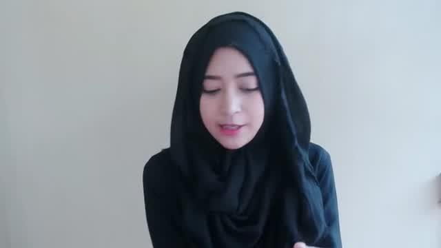 Tutorial Hijab Pashmina Untuk Baju Tunik Gambar Hijab
