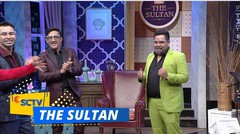 WUIHH..Tebak-Tebakan Rigen Kocak, Berhasil Bikin Sultan Ketawa | The Sultan