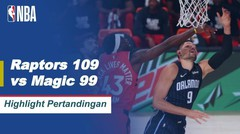 Match Highlight | Toronto Raptors 109 vs 99 Orlando Magic | NBA Regular Season 2019/20