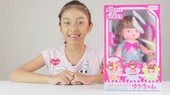 Unboxing Mainan Anak Perempuan BONEKA MELL CHAN