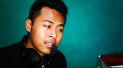 Vlog - Karaokean Lagu Gaby (Tingal Kenangan) Menyentuh Hati