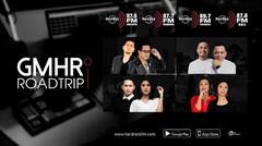 GMHR Roadtrip from Jakarta to Bandung to Surabaya and Bali