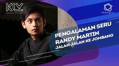 Pengalaman Seru Randy Martin Jalan-jalan ke Jombang