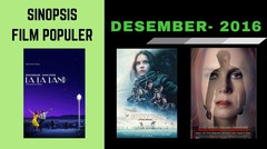 3 FILM TERBAIK BULAN DESEMBER 2016