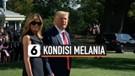 Kemunculan Perdana Melania Trump Setelah Positif Covid-19