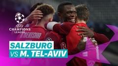 Mini Match - Red Bull Salzburg VS Maccabi Tel-Aviv I UEFA Champions League 2020/2021