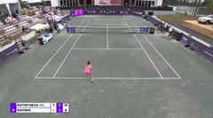 Match Highlights | Danka Kovinic 2 vs 1 Yulia Putintseva | WTA Charleston Open 2021