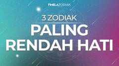 3 Zodiak Ini Terkenal Paling Rendah Hati