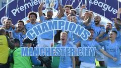MANCHESTER CITY ARE PREMIER LEAGUE CHAMPIONS!! Brighton vs Man City 1-4 Highlights & Goals Resumen Y Goles 2019
