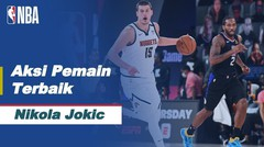 Nightly Notable   Pemain Terbaik 16 September 2020 - Nikola Jokic   NBA Regular Season 2019/20