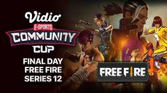 Free Fire Series 12 - FINAL DAY