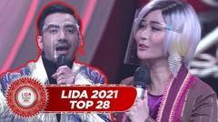 Panazzz!! Penampilan Aditia (Kep Babel) Pancing Perdebatan Inul Vs Reza DA!!!  | LIDA 2021