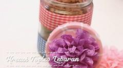 Kreasi Toples Lebaran