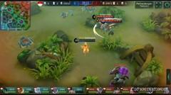 Zilong VS 3 Hero dan masih idup!!