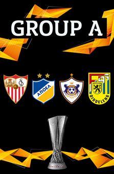 Penyisihan Grup A | Liga Europa 2019/2020