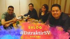 #SVvlog terbaru dari Soulvibe, #DitraktirSV!