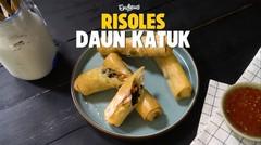 Resep Risoles Daun Katuk