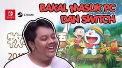 Harvest Moon Doraemon BAKAL MASUK PC! - TAG NEWS