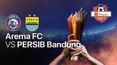 Full Match - Arema FC 1 vs 2 Persib Bandung    Shopee Liga 1 2020