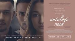 Official Trailer ANTOLOGI RASA (2019) - Herjunot Ali, Carissa Perusset, Refal Hady