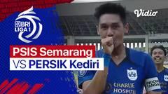 Mini Match - PSIS Semarang 3 vs 0 Persik Kediri   BRI Liga 1 2021/2022