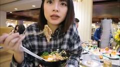 Sushi Murah di Grand Indonesia - Cuma 15 Ribuan!