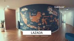 Kumpulan Mural Seru di Kantor Startup Indonesia - DStour Kompilasi
