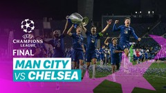 Mini Match - Manchester City vs Chelsea I UEFA Champions League 2020/2021