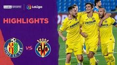 Match Highlight | Getafe 1 vs 3 Villarreal | La Liga 2020