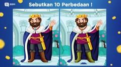 Cari 10 Perbedaan