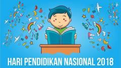 Tanpa Edukasi, Indonesia tidak akan Maju #HariPendidikanNasional